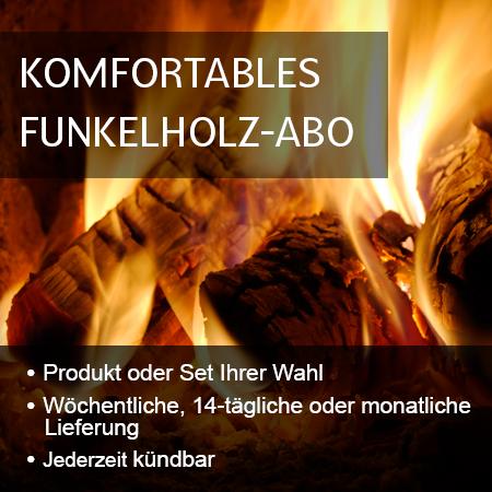 Komfortables funkelholz abo